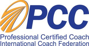 International Coach Federation PCC logo