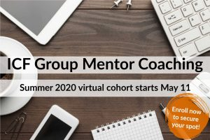 Group Mentor Coaching Summer 2020